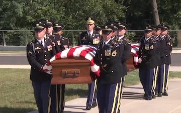 Millennium Arlington National Cemetery B Roll