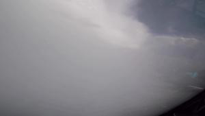 B-Roll Hurricane Florence - Hurricane Hunters