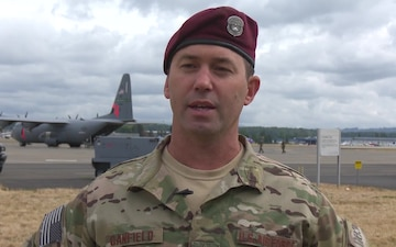 Oregon Air National Guard deploys Airmen to support Hurricane Florence relief