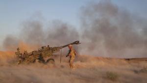 Coalition Artillery