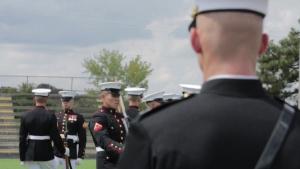 Marine Corps Recruiting Command participates in Marine Week - Charlotte