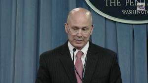 Defense Department Leaders Brief Pentagon Media on Hurricane Florence