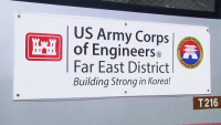 US Army Corps of Engineers Far East District Closing Ceremony