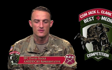 AMEDDC&S Army Best Medic Competitors