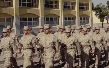 We Make Marines - Sgt. Evans
