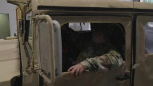 South Carolina National Guard responds to Hurricane Florence