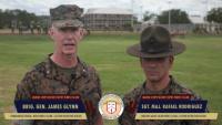 MCRD Parris Island/ERR Command Update