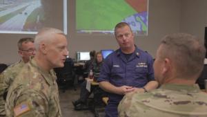 South Carolina National Guard response to Tropical Storm Florence