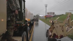 South Carolina National Guard Hurricane Florence response