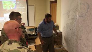 National Guardsmen Provide Help During Hurricane Florence