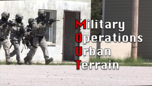 Security Forces MOUT Training