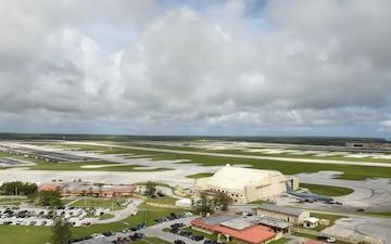 F-15C, KC-135 Stratotanker take from Guam