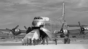 349th AMW 75th Anniversary, C-124 Globemaster II