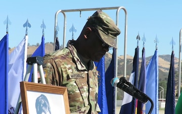 Patriot Day Observance Fort Hunter Liggett