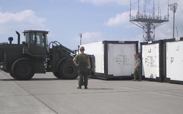 Marines Prepare for Massive Pacific Exercise