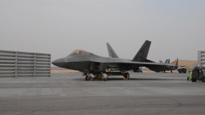 F22 Maintainers BRoll
