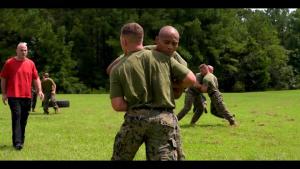 All-Marine Wrestling Team (Social Media)