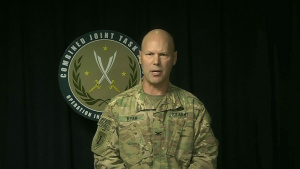Operation Inherent Resolve Update Provided By Spokesperson