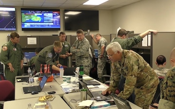 South Carolina National Guard Hurricane Florence Response