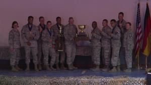 2018 AF Defender Challenge… Mission Accomplished
