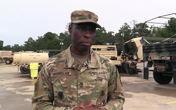54th Quartermaster Video Interview