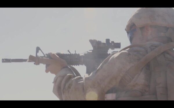 Marines Take on Moving Targets