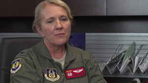 Interview with 513th Air Control Group commander