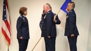 Medical Group Change of Command