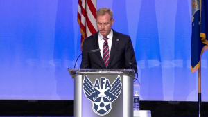 Shanahan Delivers Address at Air, Space and Cyber Conference