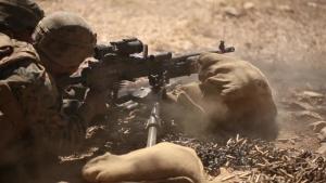 1st Battalion, 1st Marine Regiment Battalion FEX