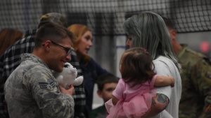Ellsworth Airmen Return From Deployment