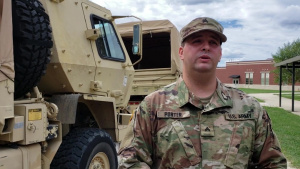 South Carolina National Guard Soldiers recount rescue