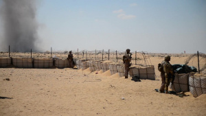 U.S. Marines and Egyptian Special Forces Train Together