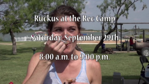 Ruckus at the Rec Camp
