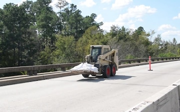 S.C. National Guard engineers build safe passage