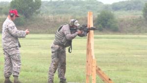2018 AF Defender Challenge New Weapons Demonstration (No Lower 3rds)