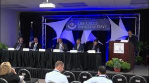 LCID Innovation on Propulsion Panel