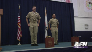 Pacific Update - CPO Pinning at Commander, Fleet Activities Chinhae (TV)