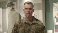 SFC Adam Church discusses his experience during the U.S. Army Best Medic Competition
