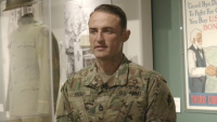 SFC-David-Nagle discusses his experience at the U.S. Army Best Medic Competition