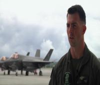 Major Jordan Hedges Talks About the F-35B (Interview)
