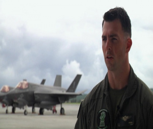 Major Jordan Hedges Talks About the F-35B (Interview)