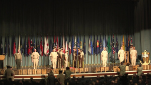 U.S. Navy CPO Pinning Ceremony