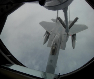 KC-135 Fuels the Fight Over the Pacific (Social Media)