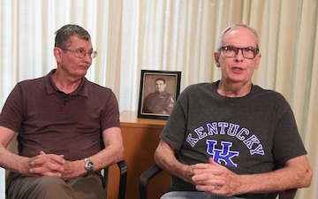 DPAA Interviews McDaniel Brothers, sons of now accounted-for Soldier from North Korea