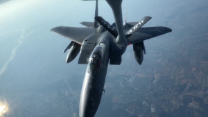 USAFE conducts training with Polish air force in One Sky exercise