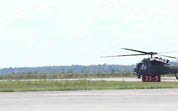 Alaska Army National Guardsmen support Hurricane Florence relief efforts