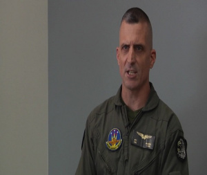 MAG-12 Commander Col Palmer Interview during VS18