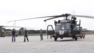 10th Mountain Division Aviators return from JRTC and hurricane relief prep