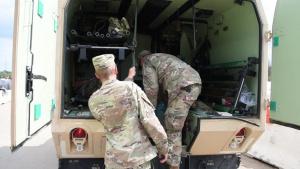 Hurricane Florence - South Carolina National Guard Responds